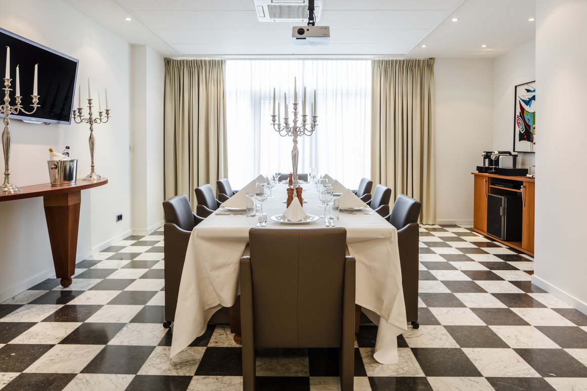 Meeting Events Rembrandt Square Hotel Amsterdam